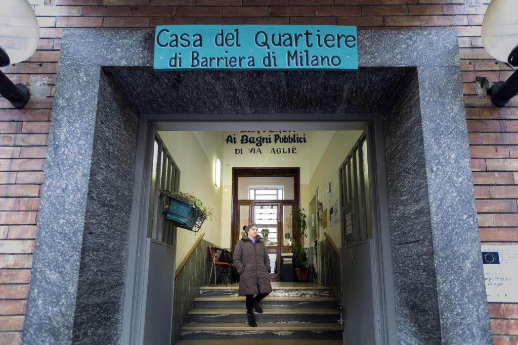 Naisten asunnottomuus:  Yömajan asuntolassa asuva 60-vuotias Tiziana on asunnoton jo neljättä vuotta.