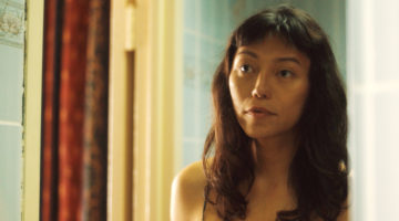 Isabel Sandoval on Lingua Franca -elokuvan ohjaaja, käsikirjoittaja ja pääosan esittäjä.